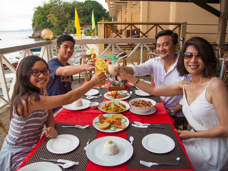 family beach resort puerto galera